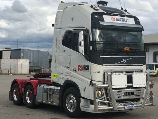 Volvo FH16 700hp